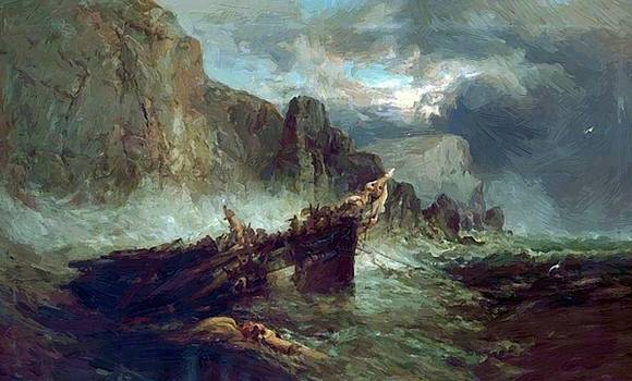 Webb James - The Wreck