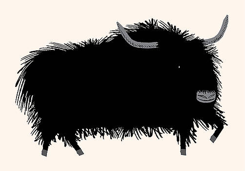 The Yak by Oliver Lake