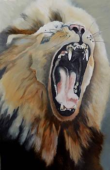 The Yawn by Maris Sherwood