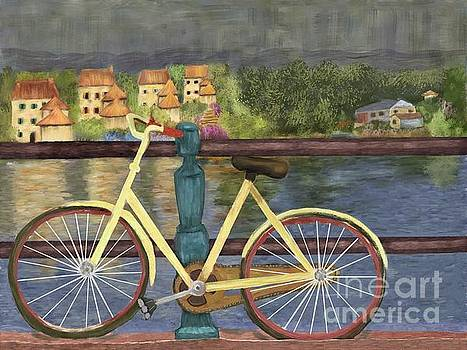 The Yellow Bicycle  by Sydne Archambault