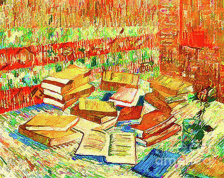 The Yellow Books by D Fessenden