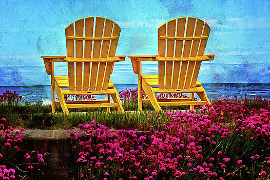 Thom Zehrfeld - The Yellow Chairs By The Sea