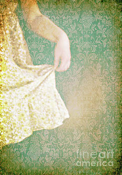 The Yellow Dress by Lyn Randle