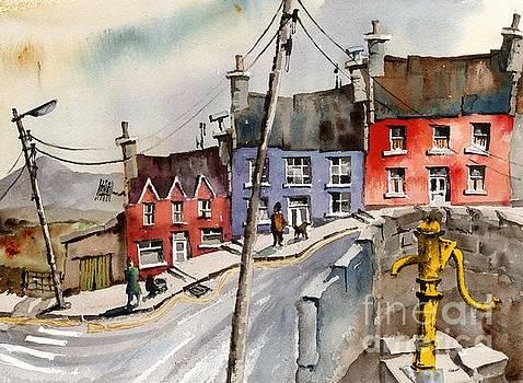 Val Byrne - The Yellow Pump, Eyeries, Cork