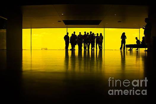 Wayne Moran - The Yellow Room Guthrie Theater Minneapolis