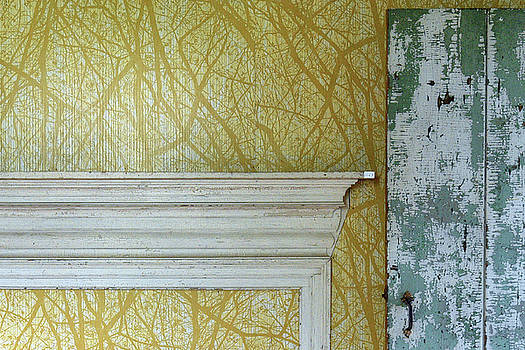 The Yellow Room No. 3 - Detail by Geoffrey Coelho