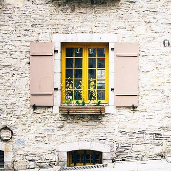 The Yellow Window! #vsco #vscocam by Shivendra Singh