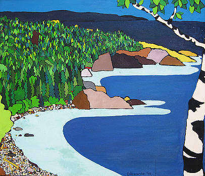 Theano Point Canada by D T LaVercombe