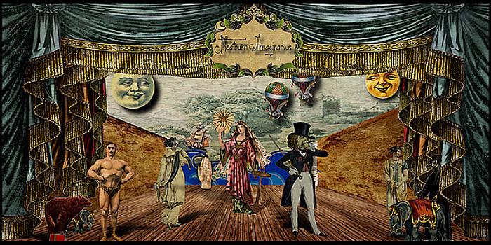 Theatrum Imaginarius -Theatre of the Imaginary by Cinema Photography