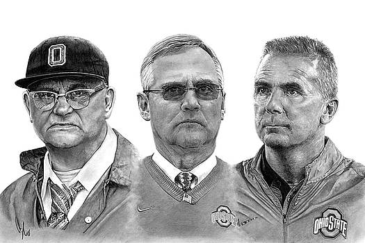 Thee Coaches by Bobby Shaw