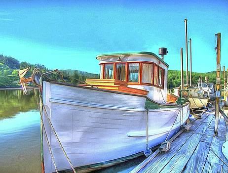 Thom Zehrfeld - Thee Old Dragger Boat