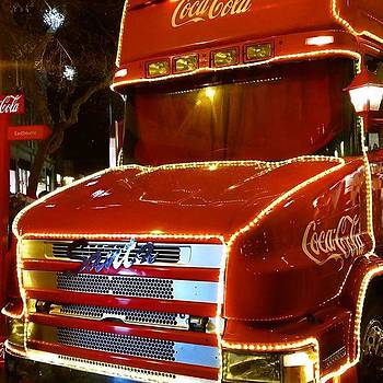 #theholidaysarecoming #cocacola by Natalie Anne