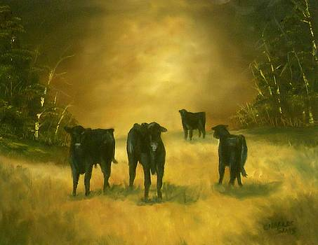 Then there was Four by Charles Sims
