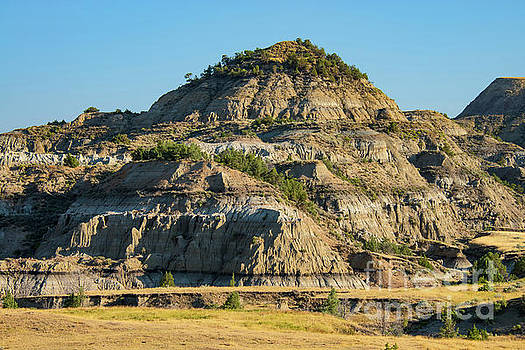 Bob Phillips - Theodore Roosevelt National Park Landscape Nine