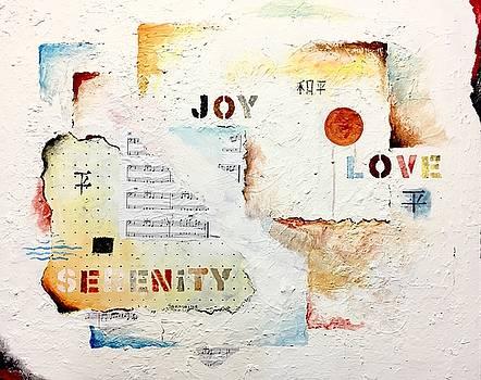 Theosophy by Germaine Fine Art