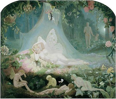 John Simmons - There Sleeps Titania