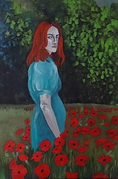 There Were Always Poppies by Terri Jordan