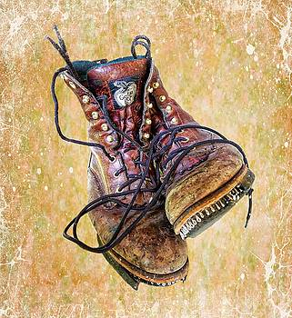 Joe Duket - These Boots Are Made For Working