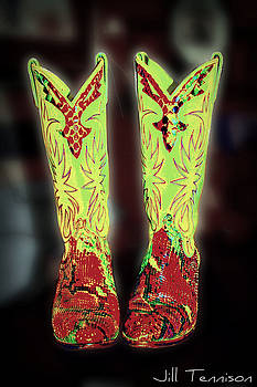 These Boots by Jill Tennison