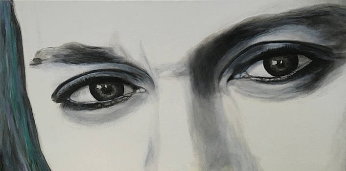 These Eyes 2 by Mr Dill