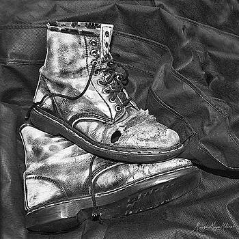 These Old Shoes by Maggie Magee Molino
