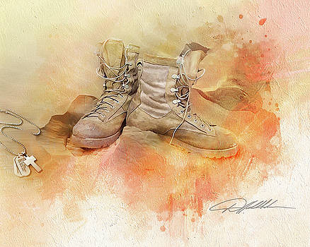Boots On The Ground by Danny Hahlbohm