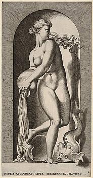 Giovanni Jacopo Caraglio - Thetis