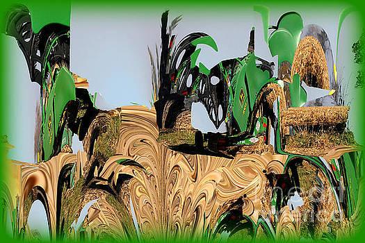 They Call it Farming by Rick Rauzi