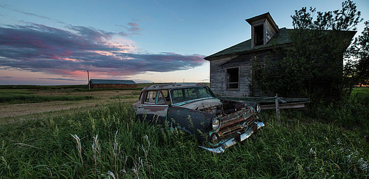They're here by Aaron J Groen