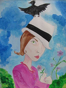 Thief of Hats by Lindie Racz