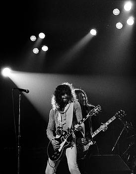 Thin Lizzy by Sue Arber