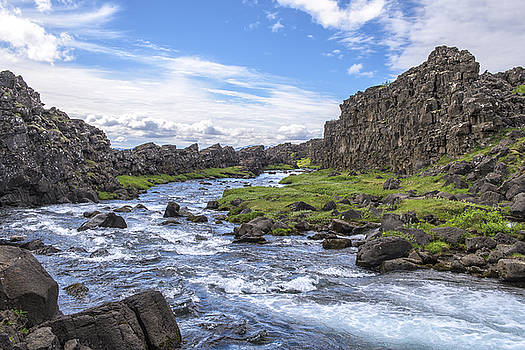 Thingvellir by Thomas Schreiter