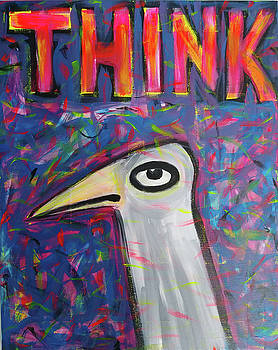 Think for Yourself by Stephanie McMillan