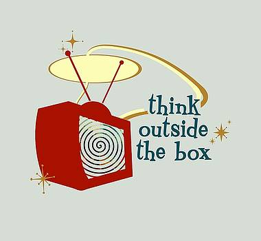 Think Outside the Box by Heather Applegate