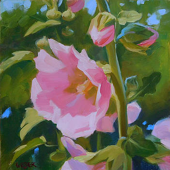 Think Pink by Kathleen Weber