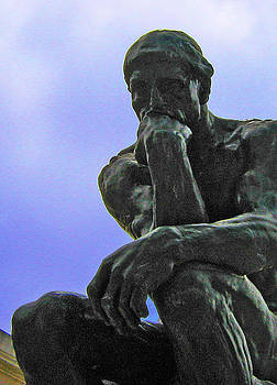 Thinker 2 by Michael McFerrin