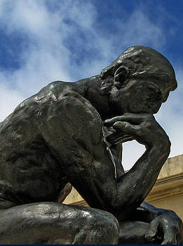 Thinker by Michael McFerrin