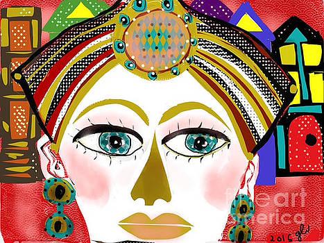 Thinking Eyes by Viva La Vida Galeria Gloria