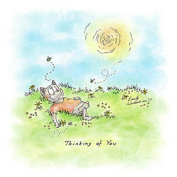 Thinking of You by Emily Wickerham