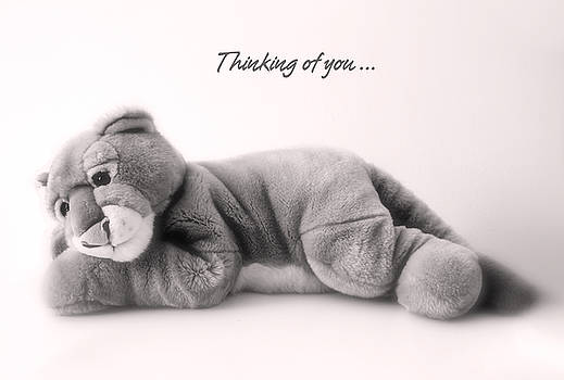 Thinking of you by Gina Dsgn