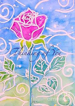 Thinking of You by Wonju Hulse