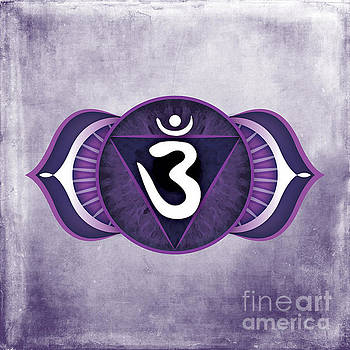 Third Eye Chakra by David Weingaertner