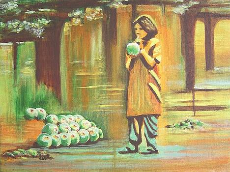 Usha Shantharam - Thirst Quenched
