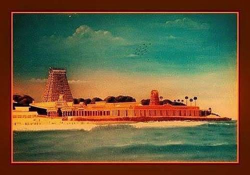 Thiruchendur Murugan Temple by Prasanna  Kumar