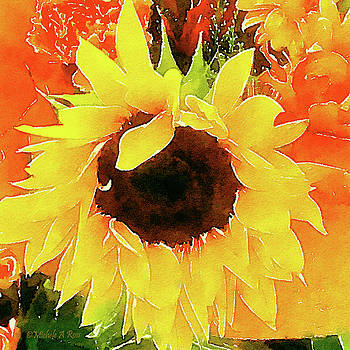 This Ain't No Mellow Yellow by Michele Ross