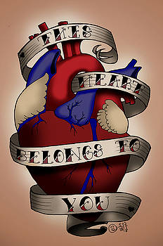 This Heart Belongs to You by Sarah Dolezal