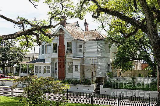 Patricia Hofmeester - This house needs repairing