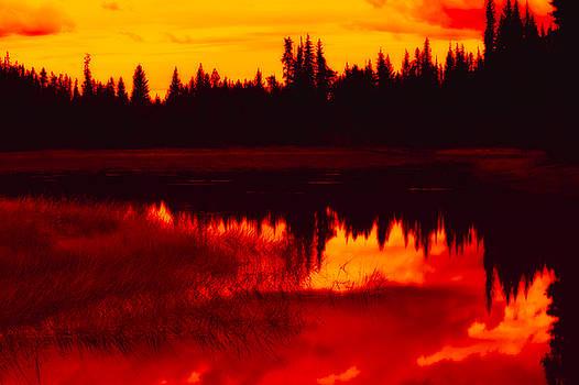 Paul W Sharpe Aka Wizard of Wonders - This is British Columbia 15 - Long Meadow Lake