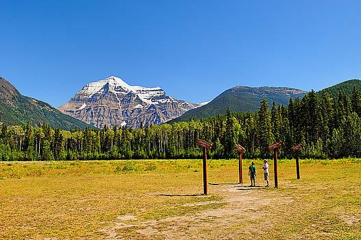 Paul W Sharpe Aka Wizard of Wonders - This is British Columbia 18 - Mount Robson