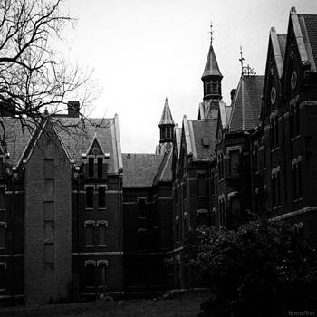 This Is Danvers State Hospital Before by Kerri Ann Crau